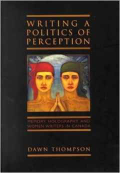 Writing A Politics Of Perception (SKU 1004947120)