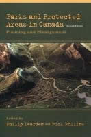 Parks & Protected Areas In Canada (SKU 1031118920)
