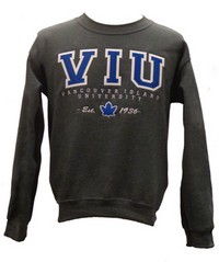 Sweatshirt Unisex Viu Maple Leaf