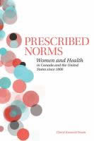 Prescribed Norms (SKU 1040580220)