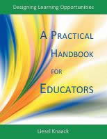 Practical Handbook For Educators: Designing Learning Opportunities (SKU 1046160020)