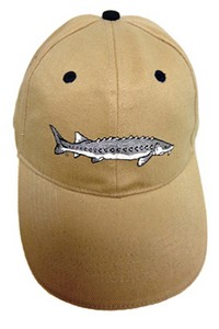 Sturgeon Hat Tan