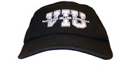 B3 Hat Baseball Viu Relaxed Twill Adjustable Black