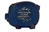 Viu Crested Piggy Bank