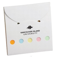 Eco Aware Sticky Notes Viu Crested